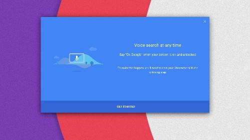 Google bringing always-on voice commands to Chromebooks