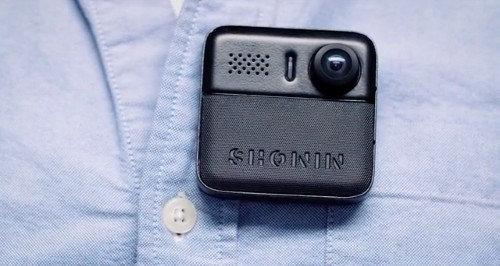 Shonin isn't just a wearable, it's a body cam for civilians