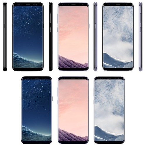 A new Samsung Galaxy S8 leak reveals three color options and pricing