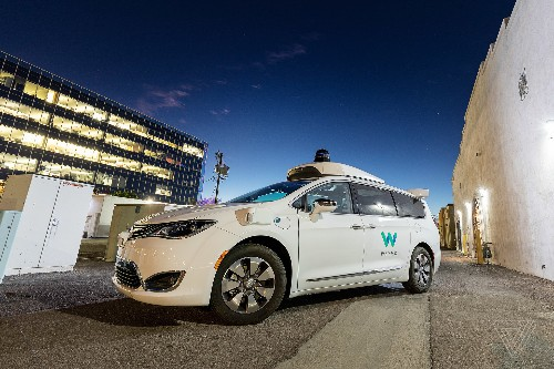 I rode in Waymo's new self-driving taxi service