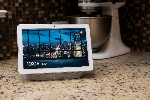 Google Nest Hub Max review: bigger screen, better sound, and a camera
