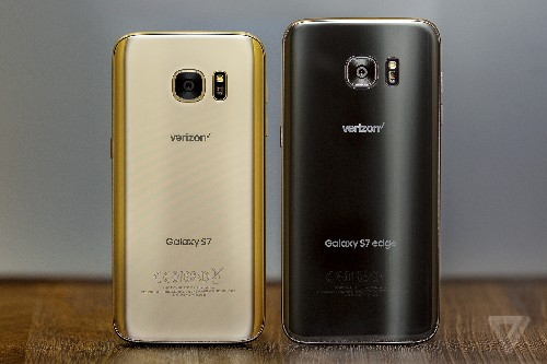 Samsung's new Galaxy S7 phones are beautiful