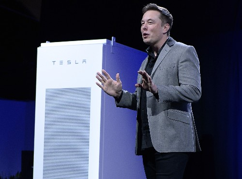 Tesla wins bid to build world's largest lithium-ion battery for South Australia