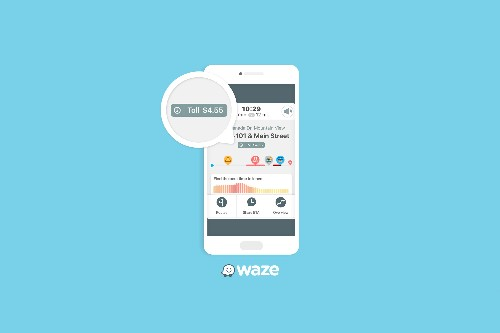 Waze will now tell you exactly how much that toll road will cost