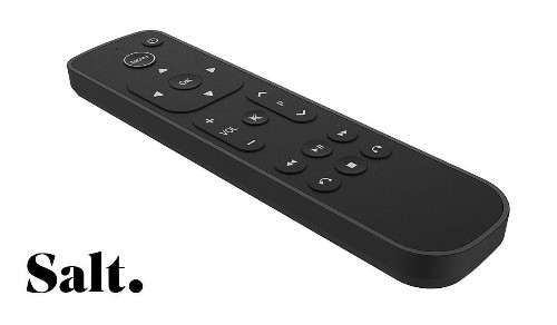 The Apple TV remote is so bad that a Swiss TV company developed a normal replacement