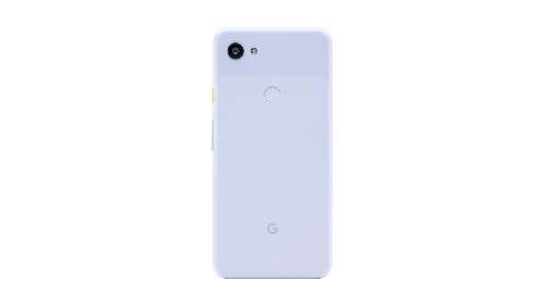 Google Pixel 3a leaks in new barely-purple color