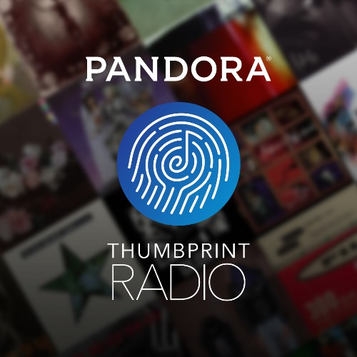 A Pandora station made up of all the thumbs-up you ever made