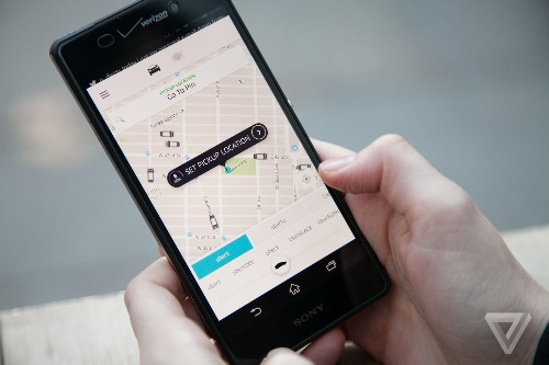 Uber is now making one-way trips across the US-Mexico border