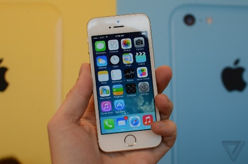 Apple iPhone 5s hands-on video and impressions