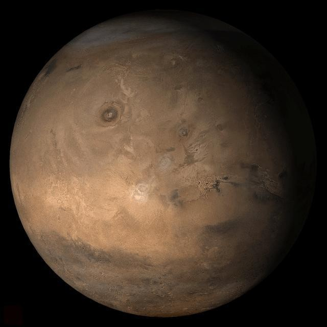 NASA's Curiosity rover discovers that methane on Mars changes with the seasons