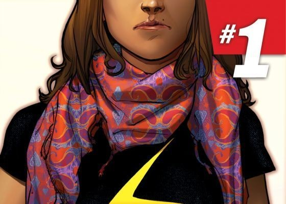 Marvel pushes for diversity with newest superhero, a teenage Muslim girl