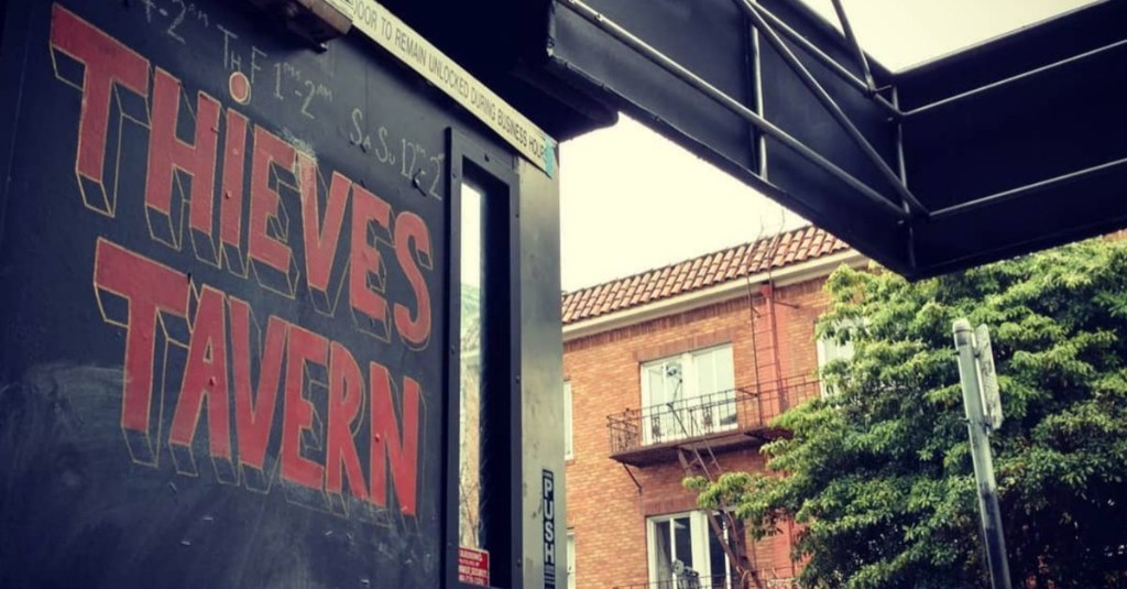 'Financial Nightmare' Shutters Mission Bars Thieves Tavern and Blind Cat