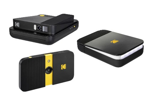 Kodak's new instant camera and printer line capture the clunky side of nostalgia