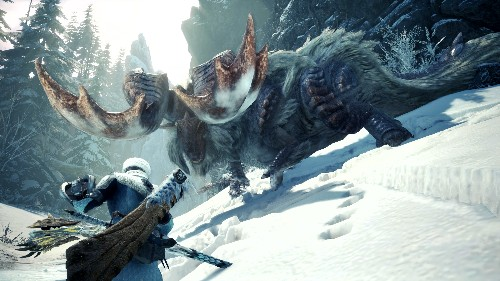Monster Hunter World: Iceborne is a dance with death