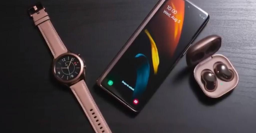 Last minute video leak spoils entire Samsung Unpacked lineup