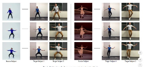 Deepfakes for dancing: you can now use AI to fake those dance moves you always wanted