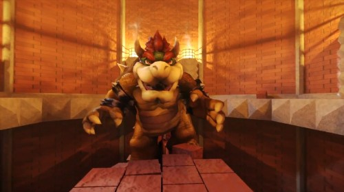 Fan-made 'Super Mario Bros. 3' video gives first-person perspective of chaotic final level