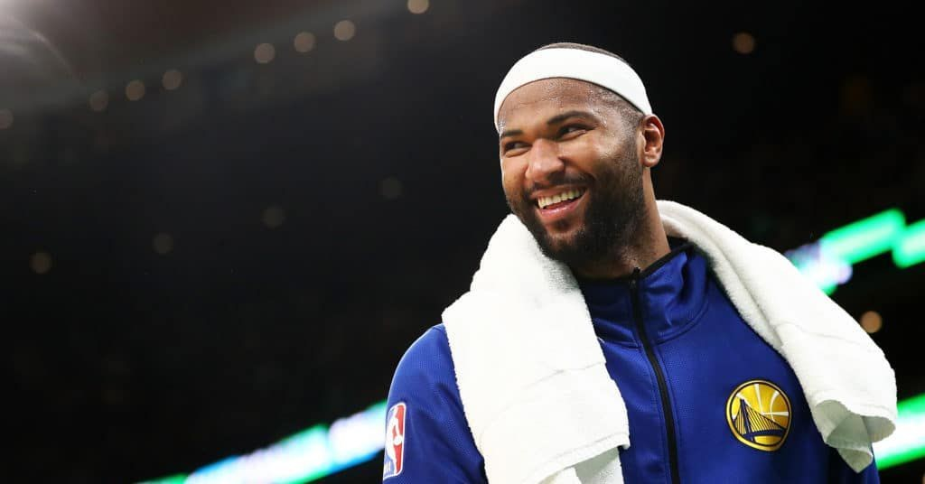 DeMarcus Cousins' comedy special is coming to Amazon Prime