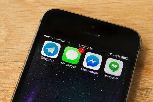 Iran orders foreign messaging apps to store data within its borders