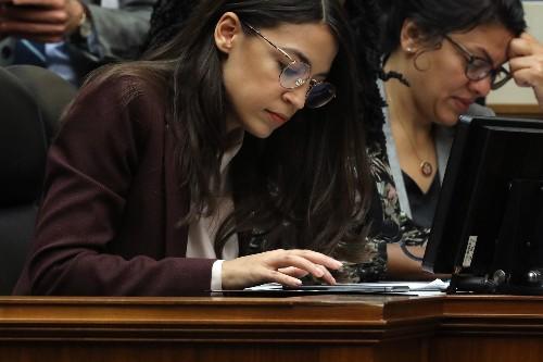 First Amendment group asks Alexandria Ocasio-Cortez to unblock critics on Twitter