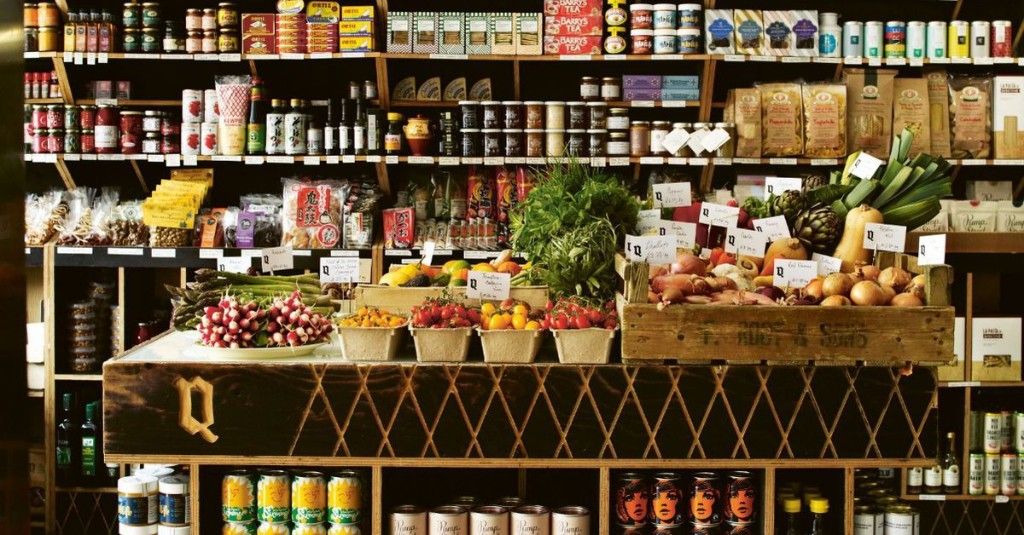 A Guide to the Best Food Shops in London