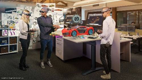 Wacom and Magic Leap are creating an optimistic vision of the future of productivity