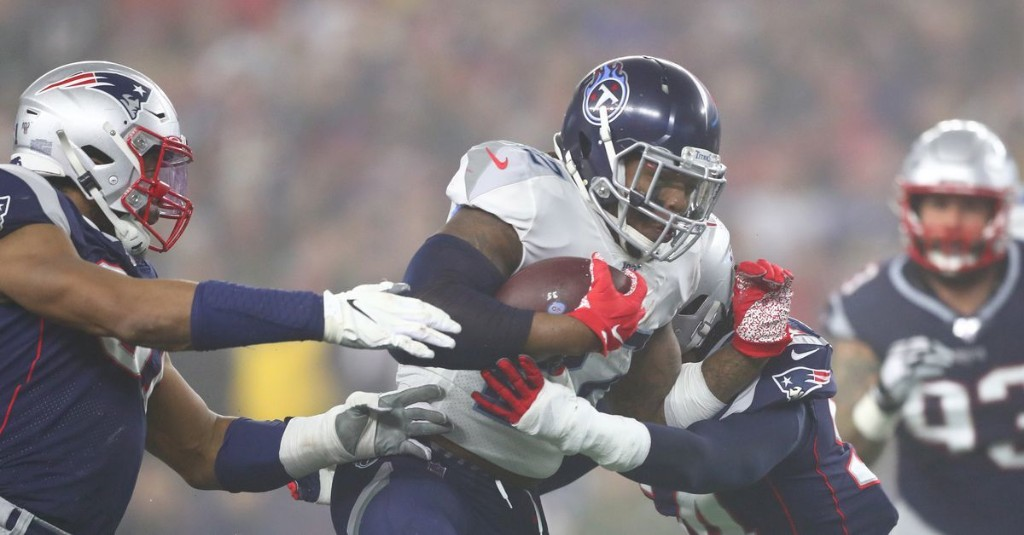 Derrick Henry Could Almost Make You Believe Running Backs Matter Again