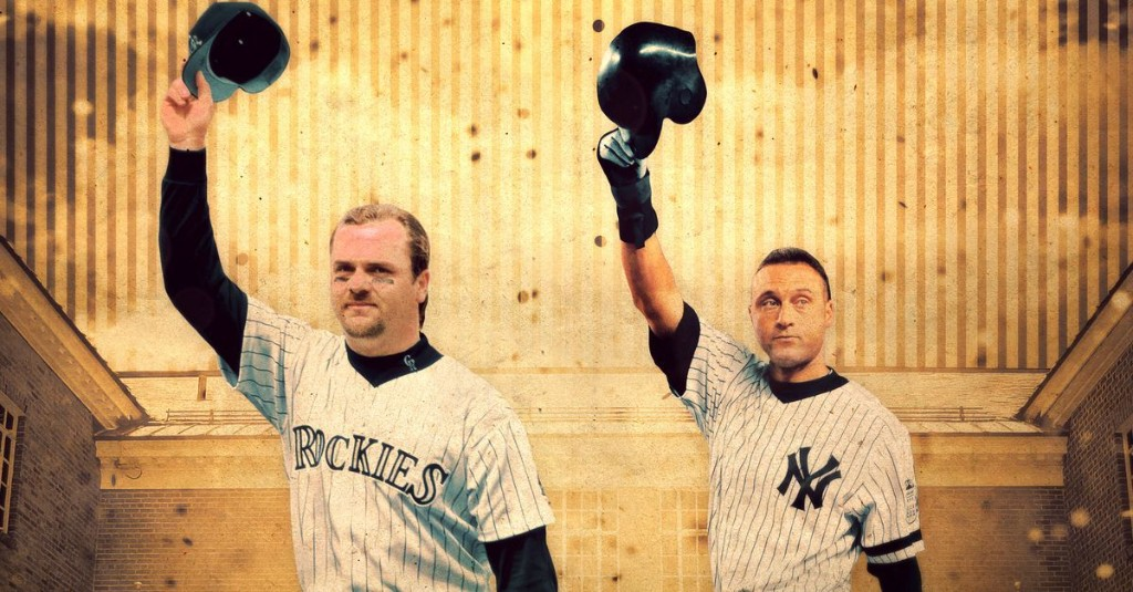 Derek Jeter and Larry Walker Took Different—Yet Equally Deserving—Paths to the Baseball Hall of Fame