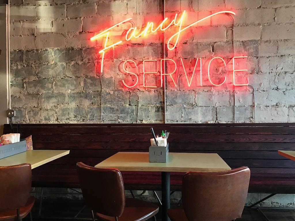 Restaurants - cover