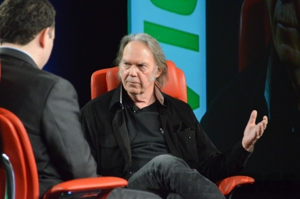 Neil Young on music and Steve Jobs: 'piracy is the new radio'