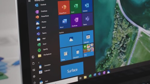 Windows 10 is also getting an icon design overhaul