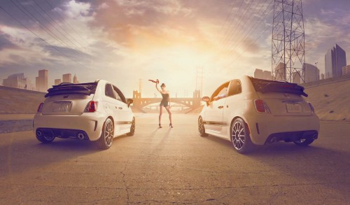 Watch photographer Dave Hill's six-month Fiat shoot in a mini-documentary