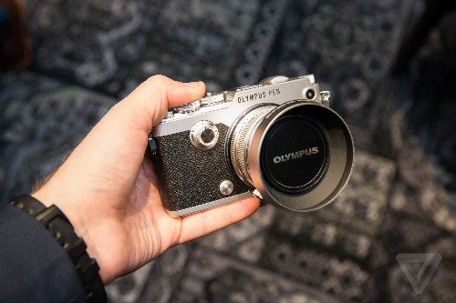 The Olympus Pen-F is a classic film camera with digital guts