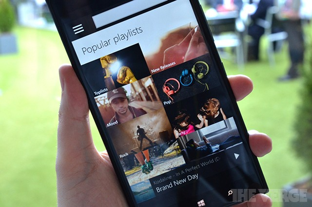 Spotify is overhauling its Windows Phone app this spring