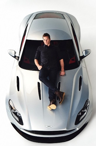 Tom Brady is designing an Aston Martin, and it can be yours for $360,000
