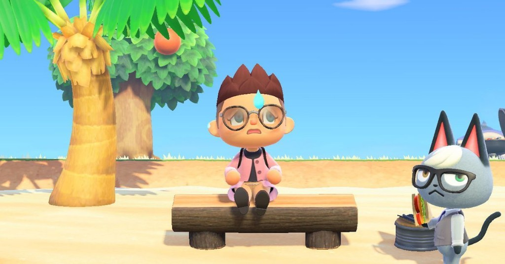 I'm starting to think Animal Crossing's tables aren't real