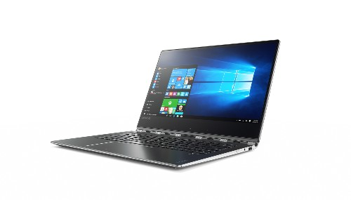 Lenovo's Yoga 910 takes on Dell's XPS 13 with a new edge-to-edge display