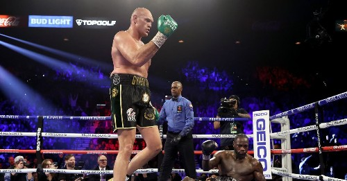 They said what?! Pros react to Tyson Fury's beatdown and TKO of Deontay Wilder