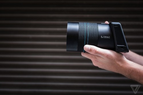 What I learned shooting with the Lytro Illum