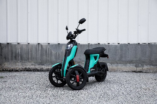 Electric trikes are the new scooters