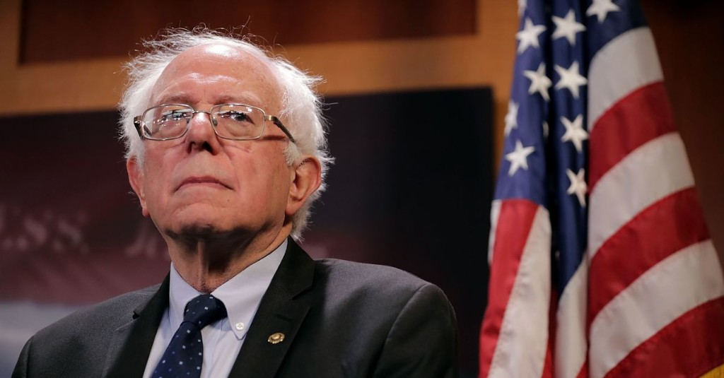The controversy over Bernie Sanders's speech at the Women's Convention, explained