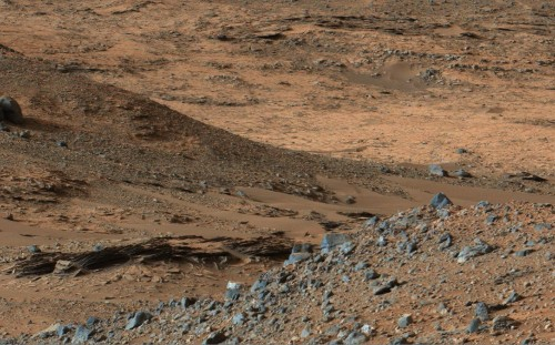 20 percent of Mars' surface was likely water 4.5 billion years ago