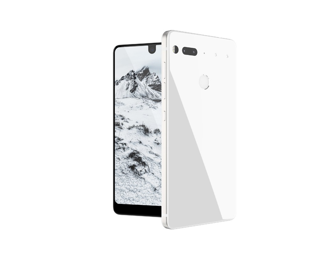 Exclusive: this is the Essential Phone