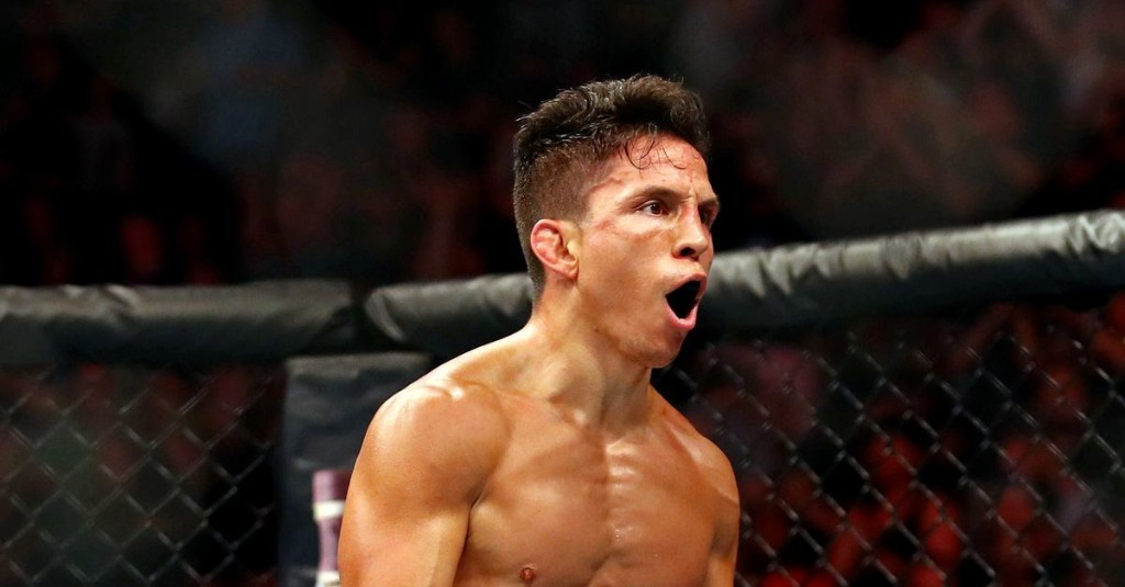 Report: Joseph Benavidez vs. Askar Askarov added to UFC 259