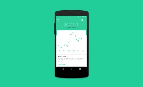 Robinhood launches its free stock-trading app on Android