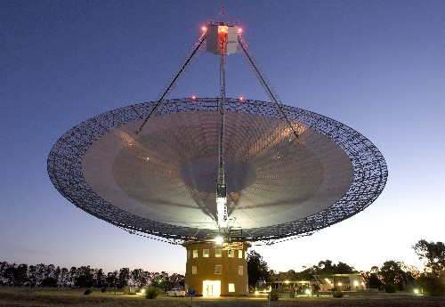 A mysterious radio burst is helping astronomers probe the structure of the Universe