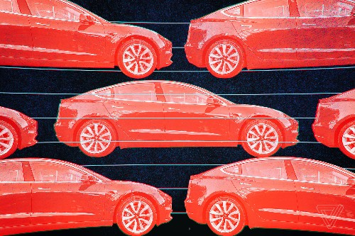 Tesla brings back its customer referral program — with fewer free cars