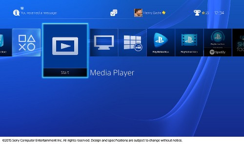 The PS4's new media player is perfect for torrents