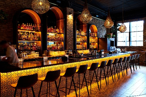 Inside the Super Stylish New Cocktail Bar in Portland's Pearl District