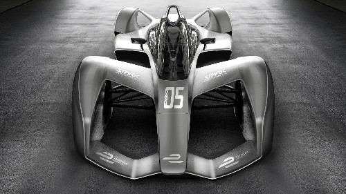 New concept images show just how crazy Formula E's race cars will look next year